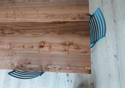 Design tafel iepenhout (3)
