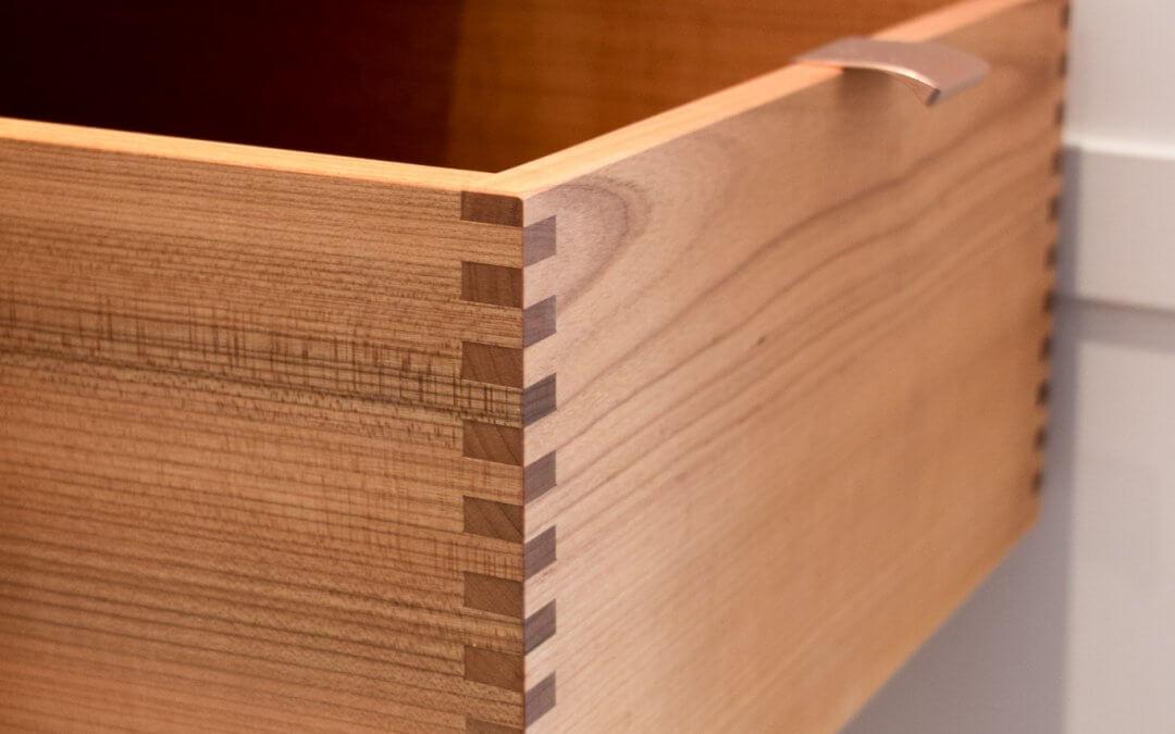 Custom made cupboards solid wood